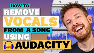 Download How to Remove Vocals from a Song Using Audacity Video