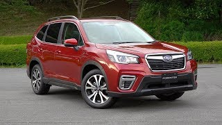 Download All-New 2019 Subaru Forester review-EXCLUSIVE FIRST DRIVE!! Video