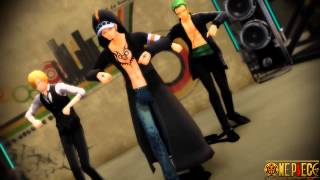 Download [MMD One Piece] Dance Again (edited model test) Video