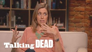 Download 'Will There Be a Negan and Beta Showdown?' Fan Questions Ep. 914 | Talking Dead Video