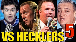 Download Famous Comedians VS. Hecklers (Part 5/6) Video