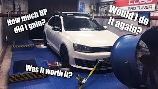 Download Getting a Stage 1 APR Tune on my VW MK6 Jetta GLI Video