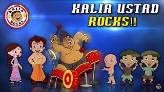Download Chhota Bheem - Kalia Ustad Rocks!! - Back to Back Comedy Video