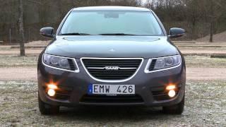Download Test: neuer Saab 9-5 2011 Video