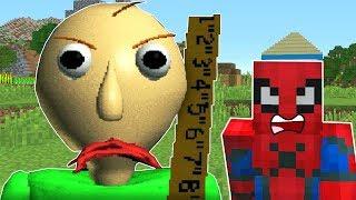 Download KORKUNÇ ÖĞRETMEN BALDİ'DEN KAÇIYORUM 😱 - Minecraft Video