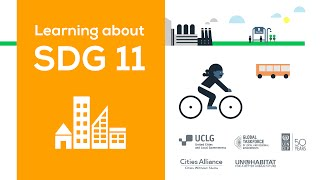 Download Learning about SDG 11 Video