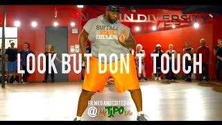 Download Serayah - ″Look But Don't Touch″ - JR Taylor Choreography Video