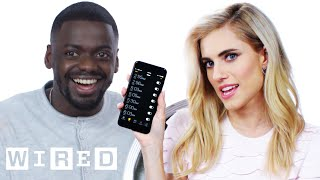 Download The Stars of 'Get Out' Show Us the Last Thing on Their Phones | WIRED Video