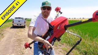 Download My New Autonomous Agriculture Drone! Video