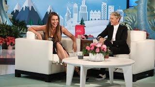 Download Ellen Teaches Sofia Vergara an English Word of the Day Video