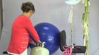 Download Giant 3ft Balloon with Tassel Tail Instructions Video