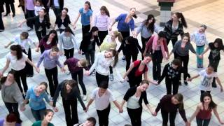 Download Let It Be Flash Mob for United Girls of the World Video