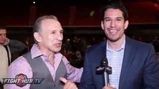 Download Ray Boom Boom Mancini ″Canelo, why dont you take off the dress! Quit making demands!″ Video