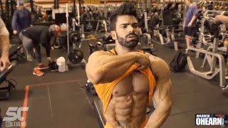 Download Sergi Constance & Mike O'Hearn CHEST workout at Golds Gym Venice LA Video