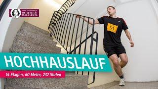 Download Hochhauslauf der Otto-von-Guericke-Universität Magdeburg | OVGU Video
