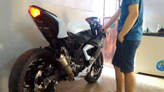 Download Kawasaki Ninja 250 SL / Kawasaki Ninja 250 RR Mono / Knalpot AR1 Anjany Racing Video