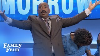 Download Steve Harvey is DONE! | Family Feud Video