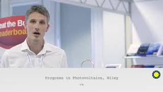 Download Progress in Photovoltaics, Wiley Video