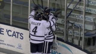 Download UNH Men's Hockey vs Northeastern Highlights (1-12-17) Video