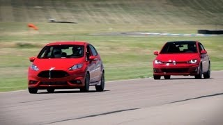 Download Fiesta ST or GTI, which is better on the track? - Everyday Driver Video