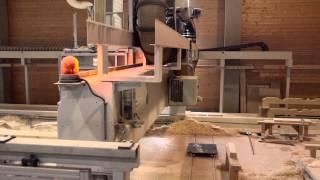 Download Abbund und Bearbeitung von Brettschichtholz Sonderbauteilen Video