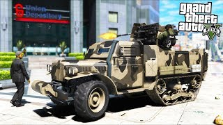 Download Bad SWAT Team Robs a BANK!! (GTA 5 Mods - Evade Gameplay) Video