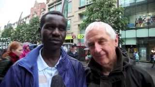Download Belfast March to Unite Against Racism 7th June 2014 Video