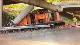 Download Weird & Unusual Railroad Action! Derailments, Train Wrecks,Crossing Malfunctions Etc! Video