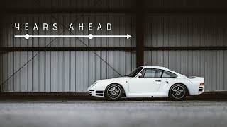 Download Porsche 959: A Supercar Years Ahead Of Its Time Video
