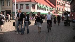 Download Location Malmö: The City Centre, Malmö Sweden Video