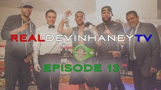Download RealDevinHaneyTV Episode 13 - Devin Haney gets the WBC Youth Lightweight World Title Video