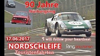 Download 90 Jahre Nürburgring Nordschleife Impressionen Touristenfahrten 17.06.17 #no crash nice Moments ♥ Video