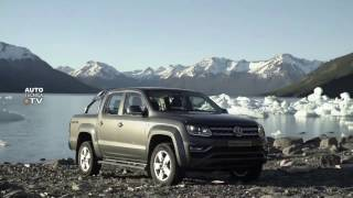 Download Nueva Amarok 2017 y anticipo Motor V6. Video