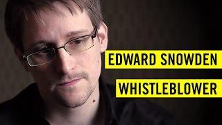 Download Edward Snowden - Whistleblower Video