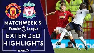 Download Manchester United v. Liverpool   PREMIER LEAGUE HIGHLIGHTS   10/20/19   NBC Sports Video