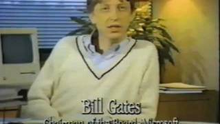 Download Macintosh 1984 Promotional Video - with Bill Gates! Video