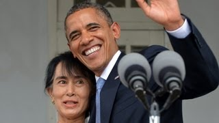 Download Obama's historic visit to Myanmar Video