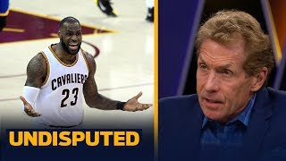 Download LeBron James reportedly 'tempted to beat Kyrie's a** for hurting his image' Is it true? | UNDISPUTED Video