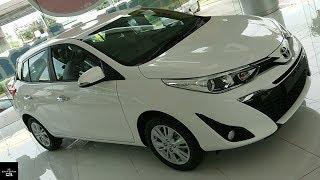 Download พาชม 2018 Toyota Yaris Hatchback Minorchange 1.2 G ภายนอก ภายใน Video