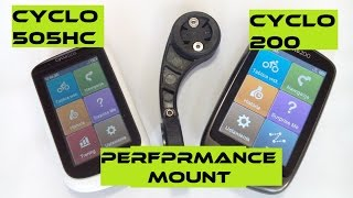 Download Long Distance Test - Mio Cyclo 200 And 505HC Bicycle Computers + Aero Mount. Video