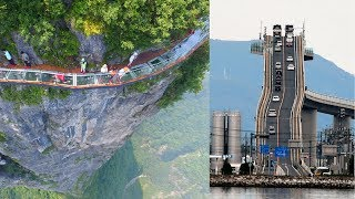 Download 12 Most Terrifying Bridges You Don't Want To Cross Video