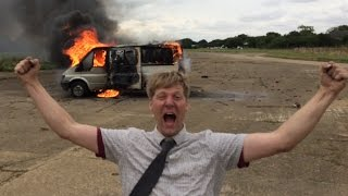 Download So What IF loads of fireworks exploded in my Van Video