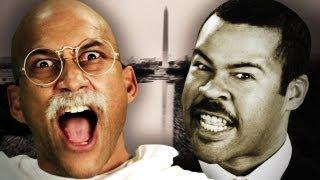 Download Gandhi vs Martin Luther King Jr. Epic Rap Battles of History Season 2 Video