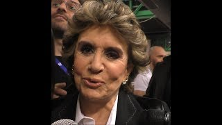 Download Videointervista a Franca Leosini a Sanremo 2018, su SpettacoloMania.it Video