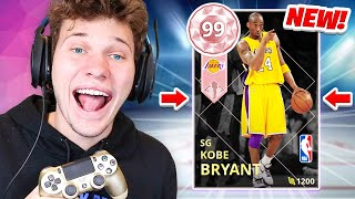 Download OMG I PULLED 99 PINK DIAMOND KOBE BRYANT!!! NBA 2K18 Video