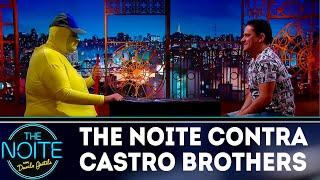 Download Não pode rir: The Noite vs Castro Brothers | The Noite (16/07/18) Video