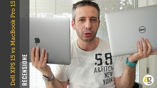 Download Dell XPS 15 confronto MacBook Pro 15 Video