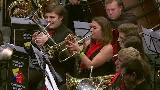 Download Ensemble de Cuivres Mélodia B - Masquerade for Brass (James Curnow) Video