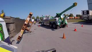 Download Rotator work episode 4 container roll over Video