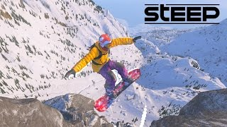 Download INSANE JUMPS - STEEP GAMEPLAY Video